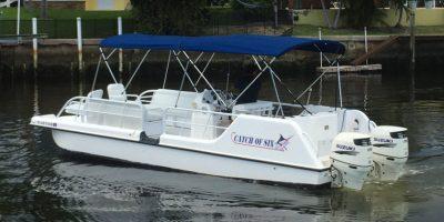 27' Orangeline Catamaran